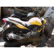 Sucata Honda Cbx 250 Twister 2008