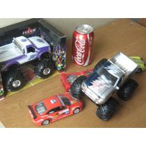 Camionetas Monster Truck, No Scalextric, Esc.1:32 P/diorama