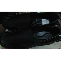 Zapatos Mocasines Negros