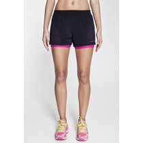 Short Deportivo Mujer Admit One Red California