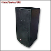 Bafle Sts D10 250w 96db Full Range 2 Vias Woofer 10 Driver 1