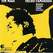 Cd: Tim Maia- Velho Camarada-rosana-fevers-fábio-hildon-raro