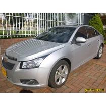 Chevrolet Cruze Platinum [lt] At 1800cc 4p Ct Tc