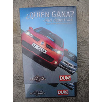 Dvd Coleccion Autos Quien Gana Mini Deportivos