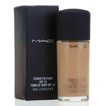 Base Mac Studio Fix Fluid Spf 15 100% Original Pronta Entreg