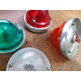 Faro Giro Metalico Renault 4 L , Gordini , Estanciera, Jeep