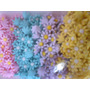 Confeitos De Açúcar Comestíveis - 100 Flor Margaridas
