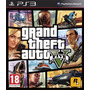 Gta V Grand Theft Auto 5 - Mídia Digital - Ps3 Código Psn