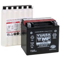 Bateria Yuasa Ytx14-bs Zx11/fazer/fs1200