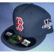 Gorra Conmemorativa Boston Red Sox Campeon 2013 New Era 59