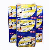 Fralda Geriátrica Higifral Premium ( Med ) 9 X 20 = 180 Un