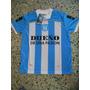 Camiseta De Racing De Niño Talle 10 O M - Olympikus -