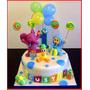 Tortas Cupcakes Pocoyo Cumpleaños Fiestas Infantiles