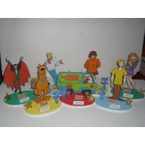 Centros De Mesa De Scooby Doo Y Sus Amigos Son D 20cm C Base