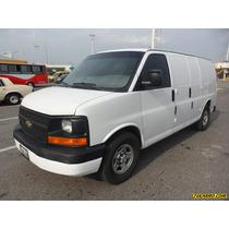 Chevrolet Van 2007