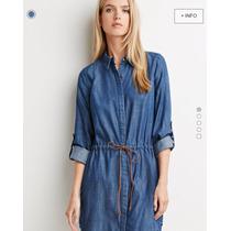 Vestido Mujer Jean Importado