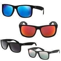 Óculos De Sol Masculino J Ustin Barato