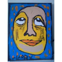 Pintura Al Oleo Original Larry Pesce