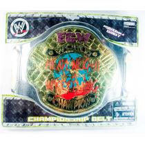 Wwe Ecw Championship Cinturon