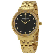 Reloj Kate Spade Monterey Acero Dorado Mujer 1yru0824