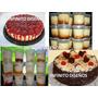 Kit Como Hacer.tortas.helados,galletas+quesillos,yogurt Ymas