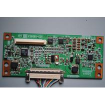 Om. Placa T-con Tv Aoc L26w831 ( V260b1-c01 )
