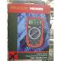 Multimetro Digital 500v Ac - C/luz Prasek Pr-75
