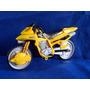 Power Rangers Motocicleta Spd Ranger Amarelo Da Bandai 2005