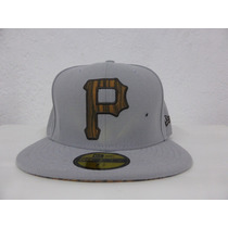 Gorra Original Newera Beisbol Pirates Pittsburg 7 3/8 59fift