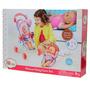 Mamita Deluxe Baby Care Conjunto Con Muñeca, Cochecito & As