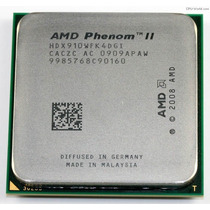 Processador Amd Phenom Ii X4 910 2.6 Mhz