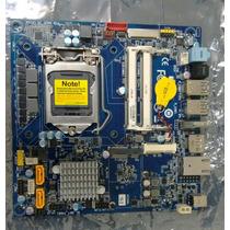 Placa Mãe Gigabyte Q77 Mini-itx
