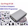 Programador Carprog V9.31 2016 Reset Km-airbag-stereos-inmo