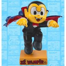 Coleção Turma Da Monica Miniatura - Vol. 7 Zé Vampiro