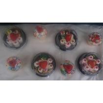 Cupcakes Y Pasteles De Bombón Fiestas Infantiles, Xv Años