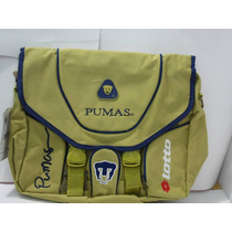 Mochila Del Pumas Marca Lotto Original