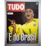 Copa 2002 Revista Tudo Que Eu Quero Brasil Penta N°75 2002