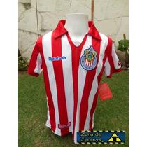 Chivas Guadalajara Campeonisimo Edicion Especial Reebok ¡¡