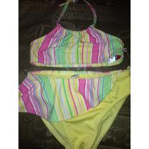 Bikini De Niña Marca Tommy Hilfiger Talla3años