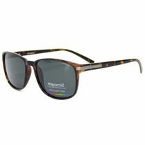 Óculos De Sol Polaroid 2020 Pwx Y2 Marrom Mesclado/preto