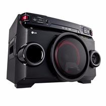 Minicomponente Lg One Body Om4560 Bluetooth Karaoke Dj Bb