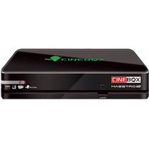 Receptor Fta Cinebox Maestro Hd Iptv / Tv Free/ Android