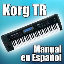 Korg Tr Manual En Español
