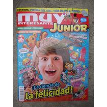 Revista Junior Muy Interesante La Felicidad La 19