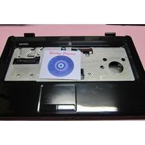 Carcaça Dell Inspiron 1545 Black Base+placa Jack+cooler