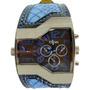 Reloj Militar Oulm Modelo Hp1220-l01 Masculino