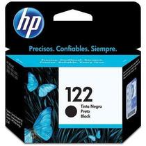 Cartucho Hp 122 Negro Ch561hl Original 1000 2050 3050