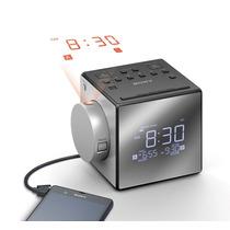 Reloj Despertador Visualización De Lectura En Pared/techo