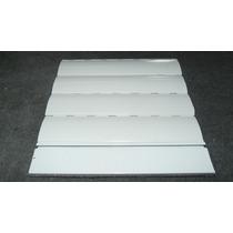 Cortinas,persianas De Enrollar En Aluminio,inyectada Blanca