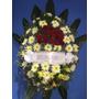 Corona De Flores Funebre Velatorio Velorio